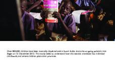 Hear It From the Children - South Sudan