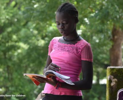 EDUCATION CANNOT WAIT ANNOUNCES US$20 MILLION CATALYTIC GRANT TO SUPPORT A MULTI-YEAR EDUCATION PROGRAMME IN SOUTH SUDAN