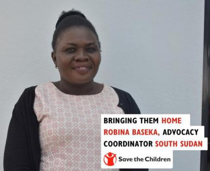 Bringing Them Home: Reconciling Communities Through the Return of Abducted Children and Women in Jonglei State