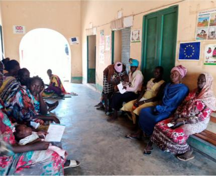 Providing Free Integrated Health Service Saves Lives, Enables Women to Save Money for Buying Food